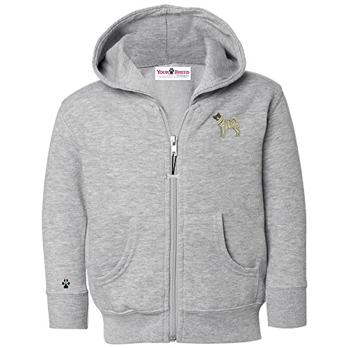 Akita Toddler Hooded Full-Zip ()