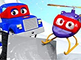 The Pickup Truck/The Snow Plow
