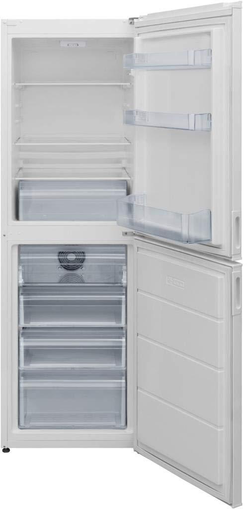 NABO KGK 2390 - Nevera y congelador (A++, 2 estantes de cristal de ...
