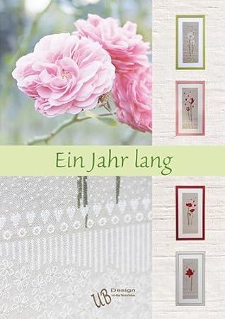89d526158daa39 UB-Design - Kreuzstichbuch - Ein Jahr lang - Stickvorlagen Buch ...