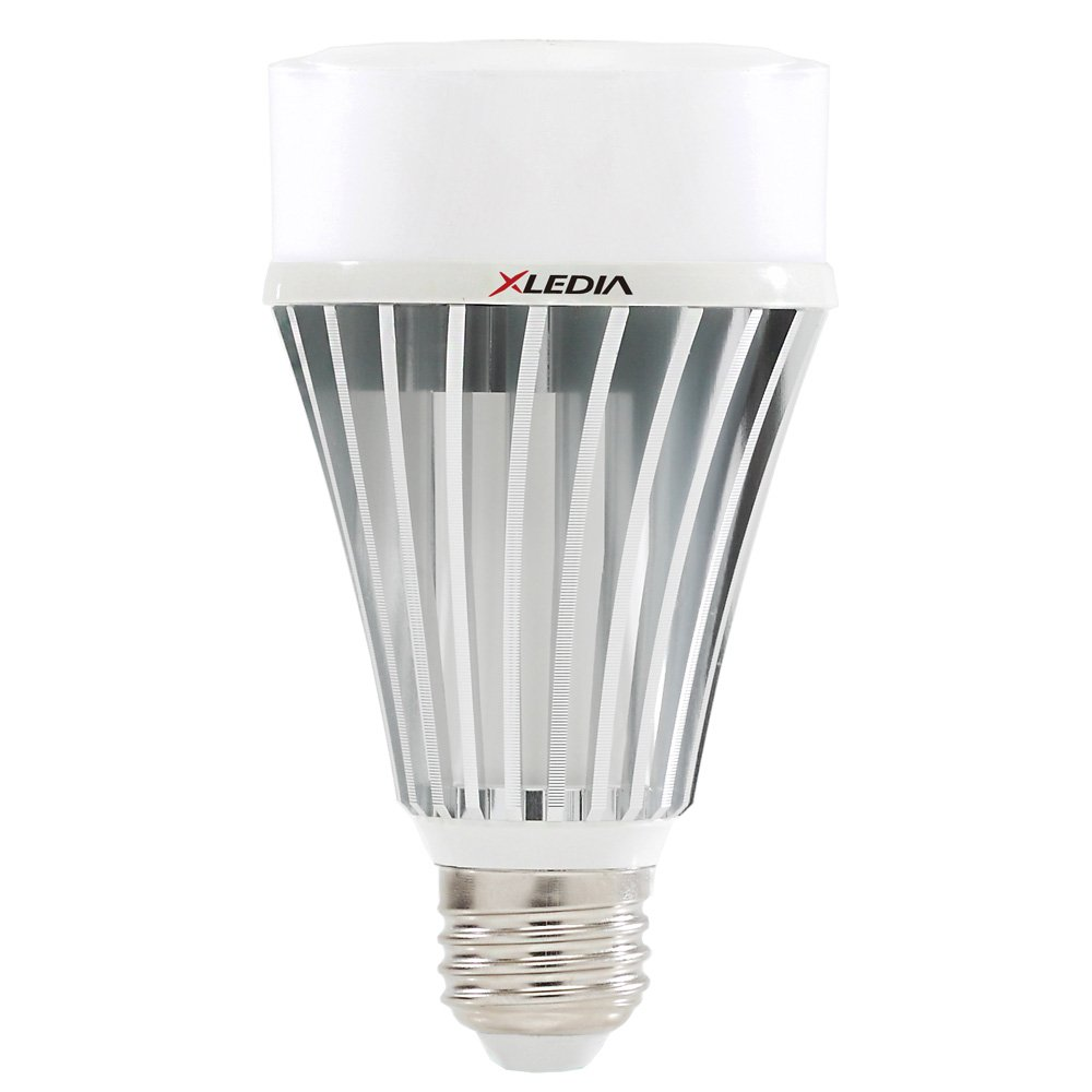 Xledia led light bulb d150n a21 150w equivalent 2400 lumen cool xledia led light bulb d150n a21 150w equivalent 2400 lumen cool white omnidirectional enclosed fixture suitable amazon arubaitofo Image collections