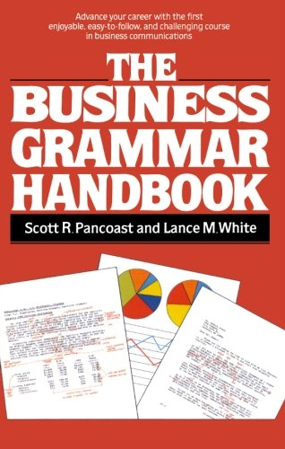 The Business Grammar Handbook by Brand: M. Evans n Company