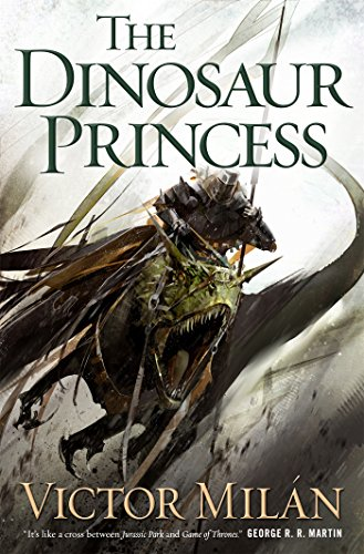 The Dinosaur Princess (The Dinosaur Lords)]()