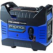 Polaris P13GDGANA Power P1000i Portable Gas Powered Digital Inverter Generator, 1000-watt