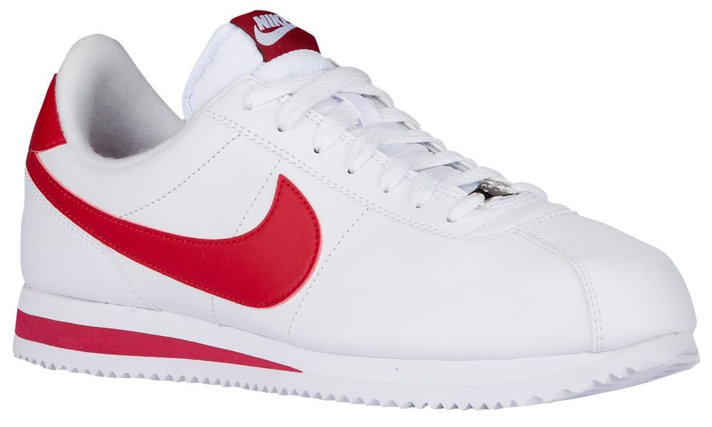 [ナイキ] Nike Cortez - メンズ ランニング [並行輸入品] B072C5QZZL US10.5 White/Gym Red