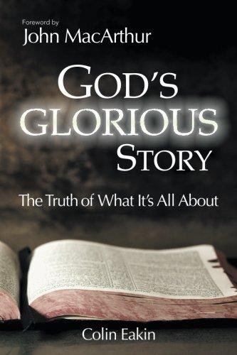 God Glorious (God's Glorious Story)