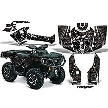 Can Am Outlander XMR MAX XT Graphics 2013 - 2014 : Reaper - Black