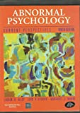 img - for Abnormal psychology current perspectives 9th edition book / textbook / text book