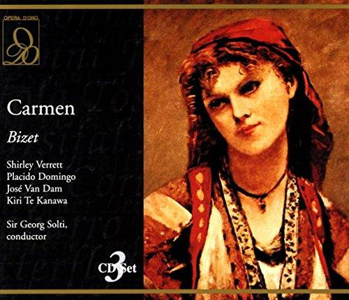 Carmen by Opera D'Oro