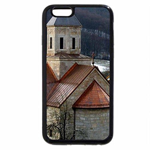iPhone 6S / iPhone 6 Case (Black) mostanica monastery in bosnia