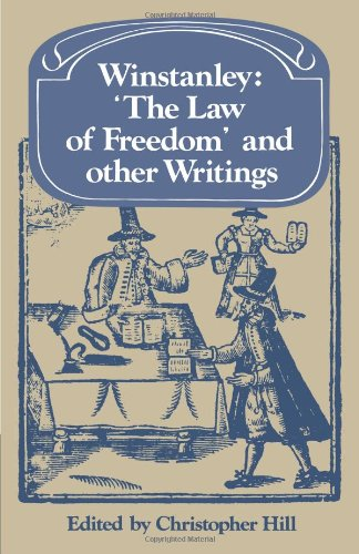 Winstanley: Law of Freedom (Past and Present Publications)