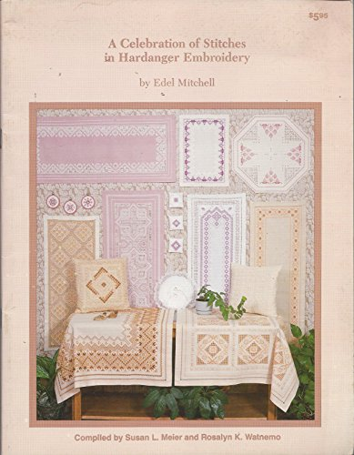 A celebration of stitches in Hardanger embroidery