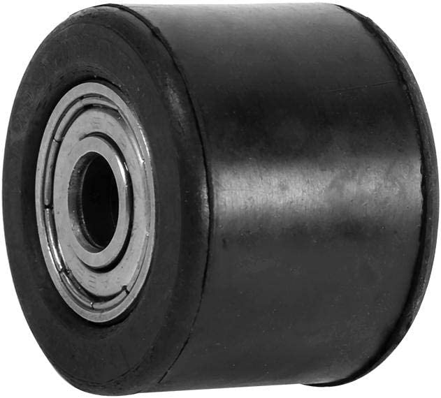 Anauto 8mm Chain Roller Tensioner Pulley Wheel Guide for Motorcycle Dirt Bike Enduro