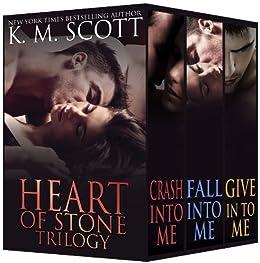 Heart of Stone Trilogy Box Set by [Scott, K.M.]