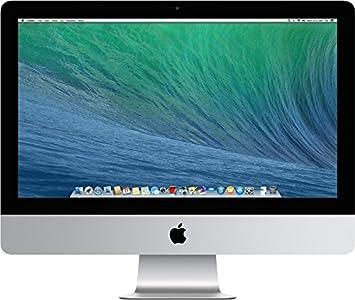 Apple iMac - Ordenador de sobremesa (Intel Core i5, 8 GB de RAM,