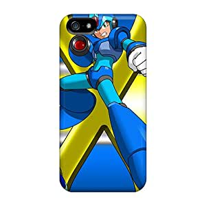 Awesome Case Cover/iphone 5/5s Defender Case Cover(mega Man X Armors)