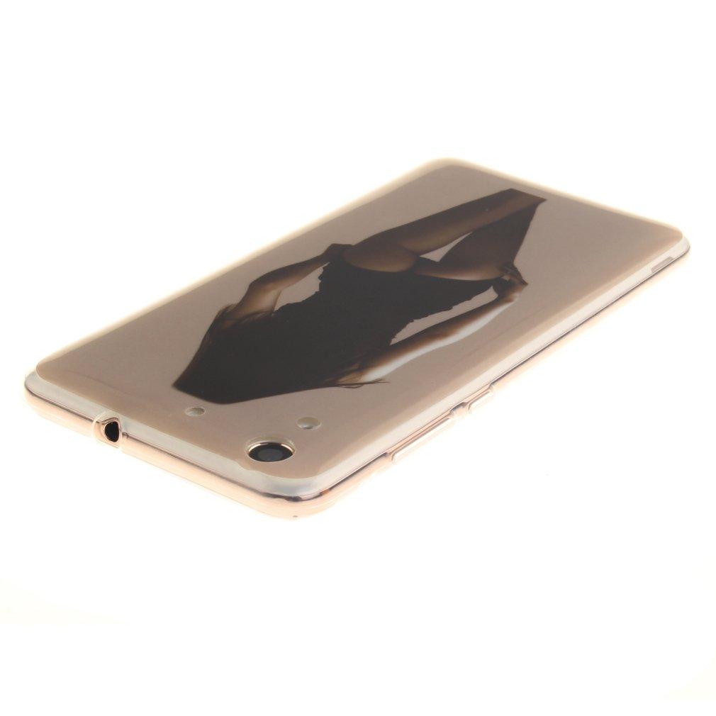 OUJD Funda Huawei Y6 II Carcasas Huawei Honor 5A F/órmula matem/ática Anti-Rasgu/ño Totalmente Protectora Cover para Huawei Y6 II//Honor 5A Ultra-Delgado Anti-Est/ático TPU Silicona Case