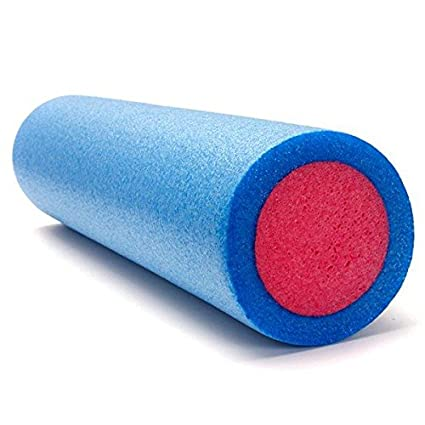 60x14.5cm Yoga Foam Roller Pilates Home Gym Massage Exercise ...