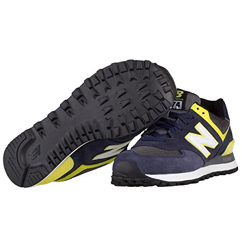 Blu New Balance Nero Donna Scuro Sneaker YnYRIq71