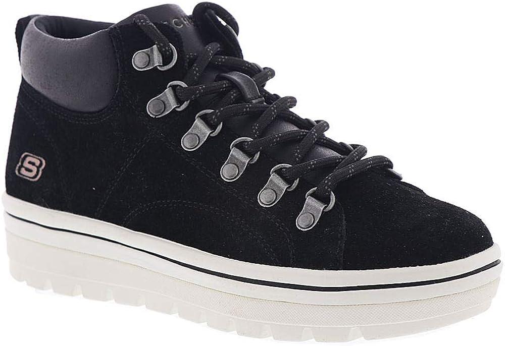 Skechers Street Luxury goods Cleats 2 - Haute Womens High Top Regular discount Sneaker Hikes