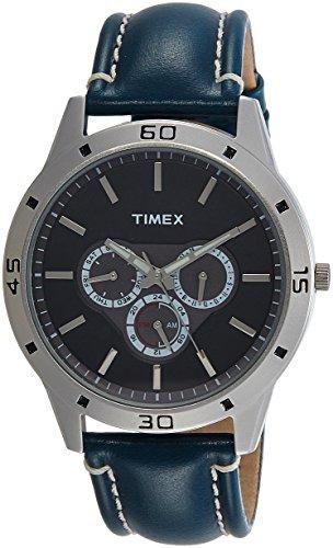Timex Analog Black Dial Men's Watch – TW000U912