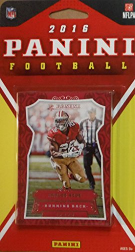 San Francisco 49ers 2016 Panini Factory Sealed Team Set with Blaine Gabbert, Colin Kaepernick, DeForest Buckner Rookie Card and many others
