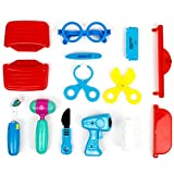 Toysery Doctor Medical Kit - Pretend Play Set for