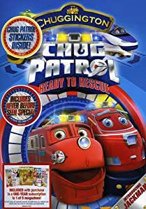 Chuggington Chug Patrol Ready To Rescue Import Amazon