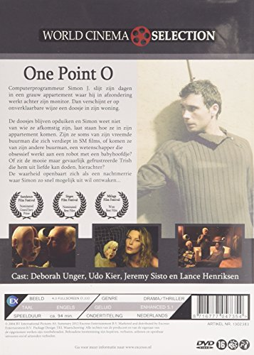 One Point O ( 1.0 ) ( 1 Point 0 ) [ NON-USA FORMAT, PAL, Reg.2 Import - Netherlands ]