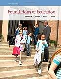 Foundations of Education 12th edition by Ornstein, Allan C., Levine, Daniel U., Gutek, Gerry, Vocke, (2013) Hardcover