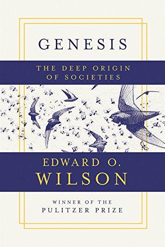 Genesis – The Deep Origin of Societies