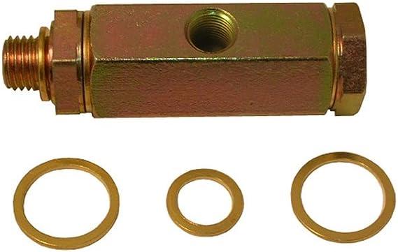 Raid Hp T Adapter Für Öldtuckgebermontage M16x1 5 Auto