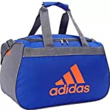 adidas Diablo Small Duffel Limited Edition Colors- Exclusive (Bold Blue / Onix /