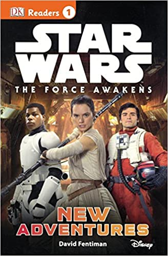 Téléchargements de livres Kindle gratuits The Force Awakens: New Adventures (Turtleback School & Library Binding Edition) (DK Readers: Level 1) en français PDF