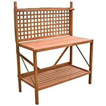 Merry Products Garden Foldable Potting Bench
