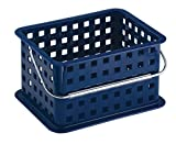 Small Basket Spa Navy