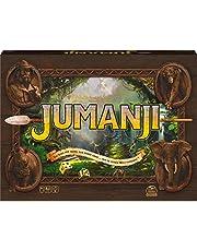Spin Master Games - Jumanji – het familiespel voor 2-4 moedige avonturiers vanaf 8 jaar