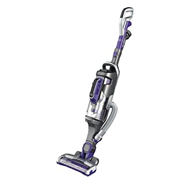 Black + Decker HCUA525JP Cordless Stick Vacuum