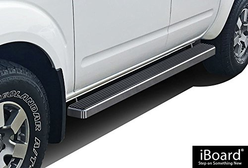 Boards Running Frontier Nissan (APS iBoard Running Boards 4