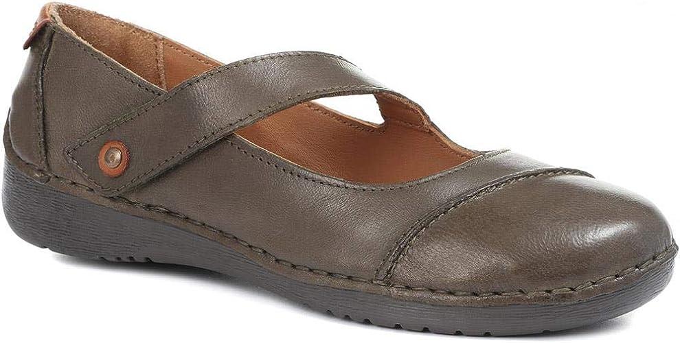Pavers Leather Mary Jane Shoe 318 335