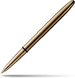 Fisher Space Pen Bullet Pen - 400 Series - RAW Brass - Gift Boxed