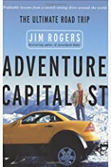 Adventure Capitalist: The Ultimate Road Trip Paperback