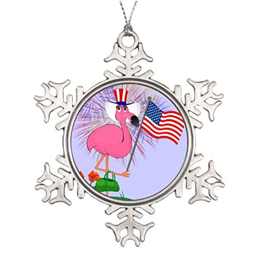 Metal Ornaments Ideas For Decorating Christmas Trees Funny Happy 4th of July Christmas Reindeer Decorations July -