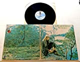 Joni Mitchell FOR THE ROSES - Asylum Records 1972 - USED Vinyl LP Record - 1972 Pressing SD 5057 - ORIGINAL DOUBLE-FOLDOUT COVER - Blue Cold Steel And Sweet Fire - Banquet - Let The Wind Carry Me