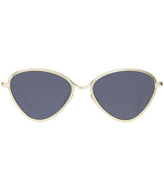 Le Specs Mujeres gafas de sol de Bazar Oro única Talla ...