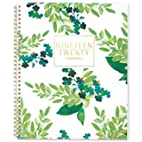 Cambridge 2019-2020 Academic Year Weekly & Monthly Planner, Large, 8-1/2' x 11', Customizable, Emerald (1188-901A)