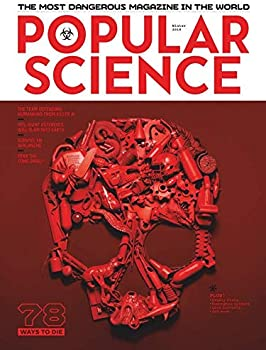 1-Year Popular Science Magazine Subscription