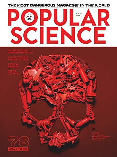 Magazines : Popular Science