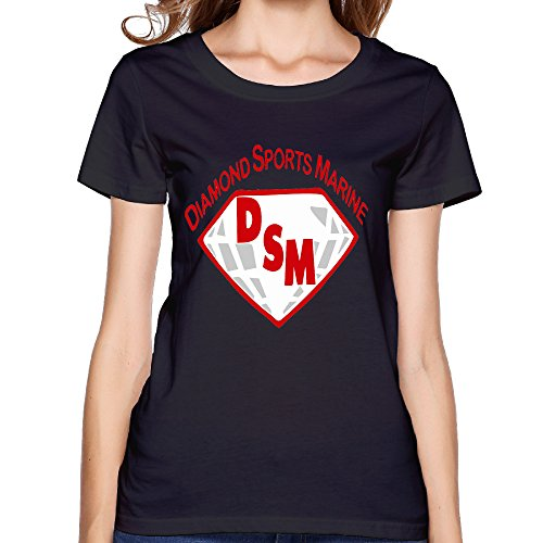 dsm-all-wheel-drive-girl-student-black-short-sleeve-tee