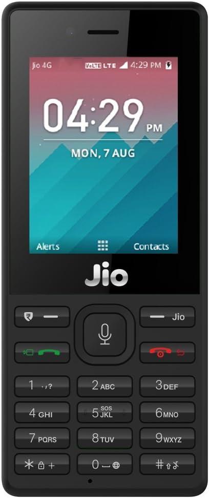 JioPhone Black